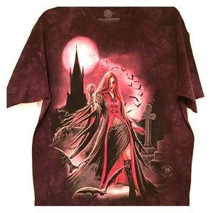 The Mountain, Ann Stokes Collection T-shirt